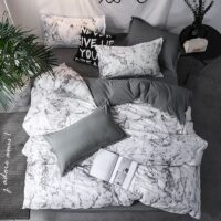 High-quality AU US Size Bedding Set Duvet Cover Pillowcase,3pcs Twin QUEEN FULL KING, No Sheet No Filler  Single/Double Bed