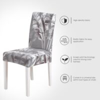 Spandex Chair Cover for Home New Stretch Elastic Slipcovers Chair Seat Covers For Dining Room sillas de comedor