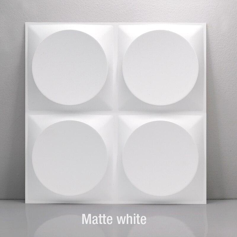 3D PVC Plastic Wall Panels Wall Art Decor