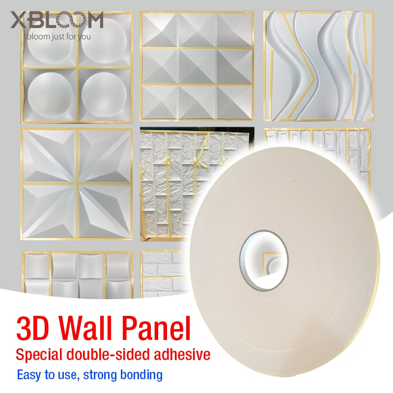 3D Wall Panel Wall Decor Stickers