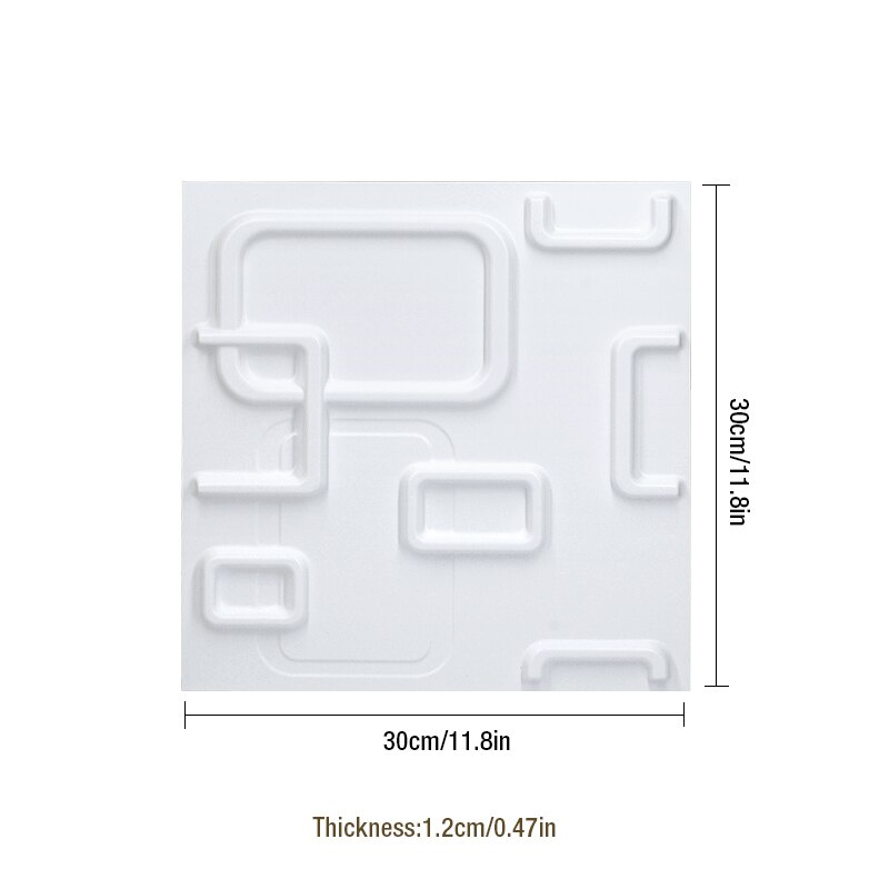 3D Plastic Molds For 3D Tile Panels Mold Plaster Wall Stone Wall Art Decor ABS Plastic Form 3D wall panel sticker ceiling panel